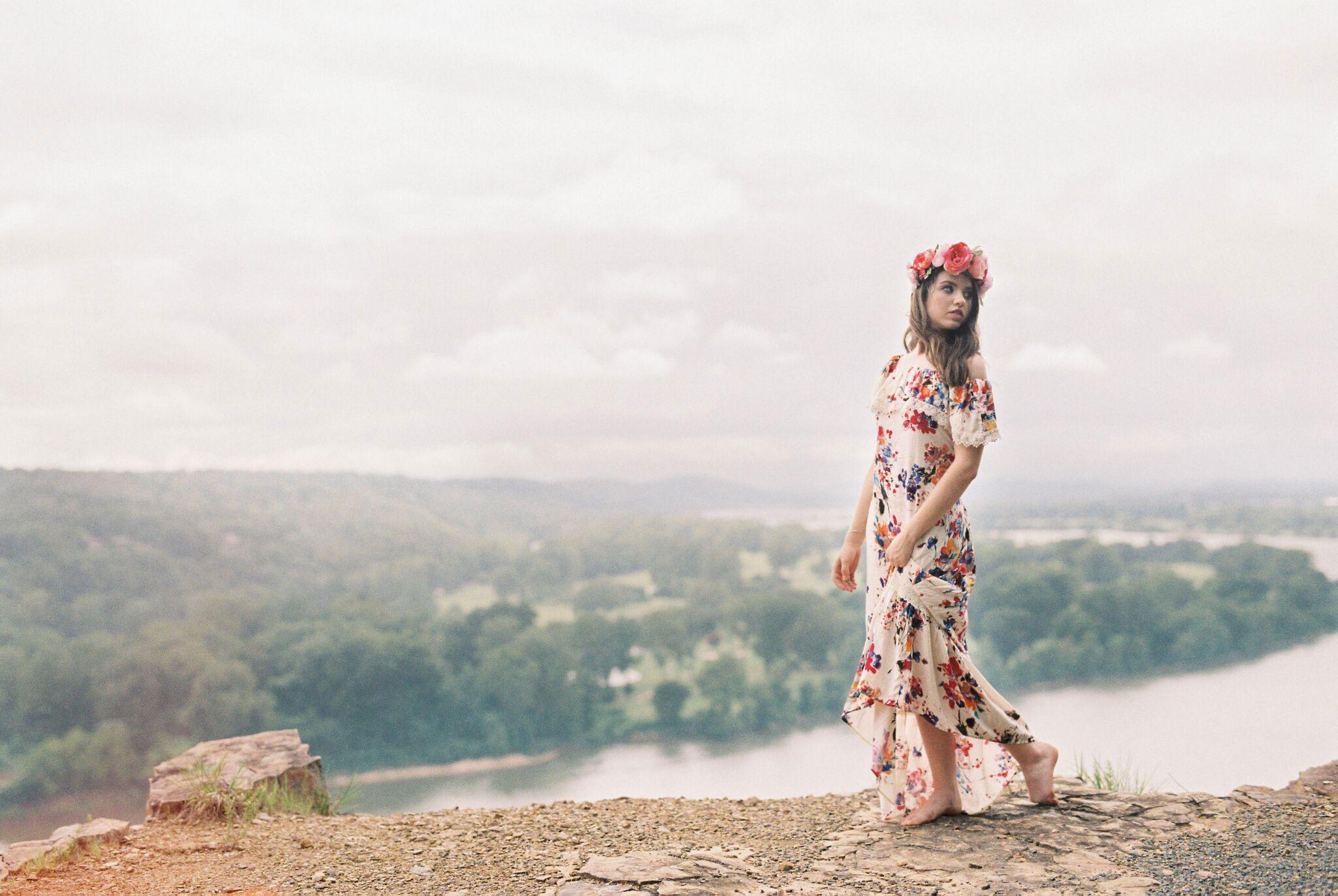 Arkansas Senior Portraits by Arin Photography