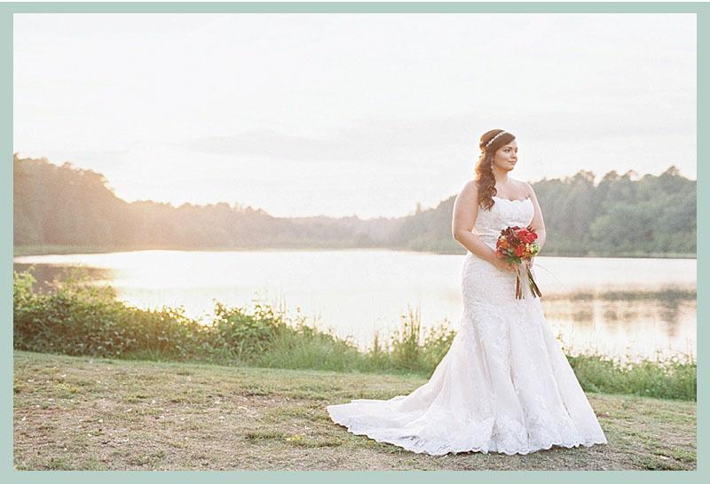 Erin's Marylake Film Bridals